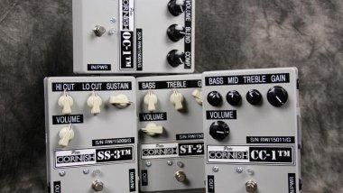 详解吉他压缩效果器